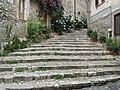 Norma, Via Cafour, Treppe.jpg
