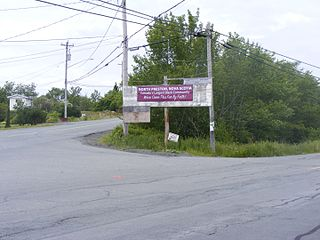 North Preston Community in Nova Scotia, Canada