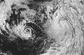 Northeast Pacifc Hurricane Basin 2013-07-06 2315Z (Dalila and Erick).jpg