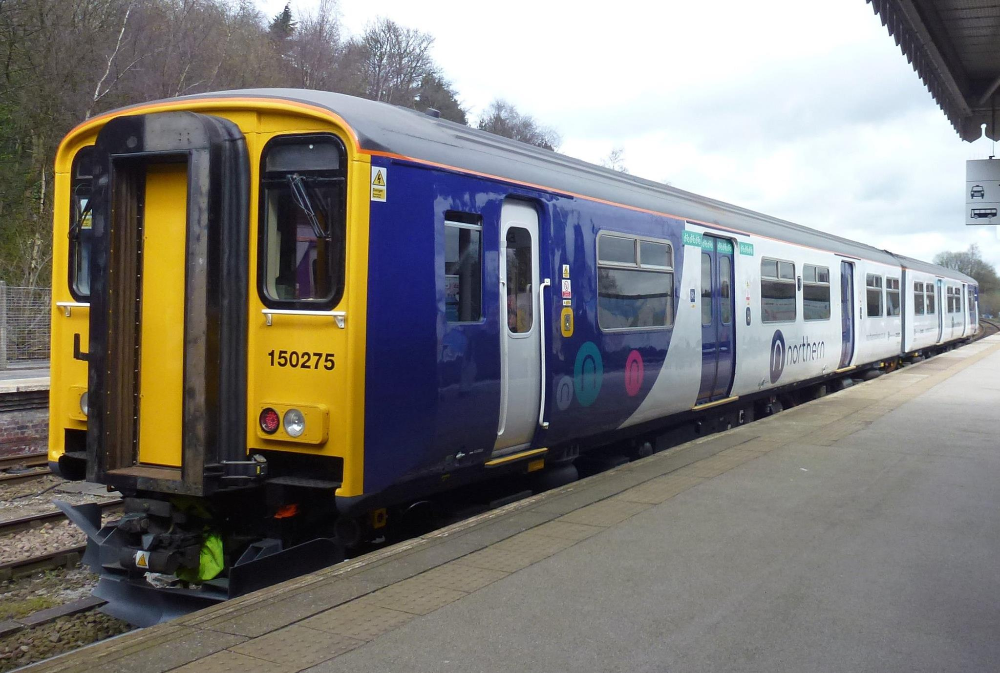British Rail Class 150 / 2 - The complete information and
