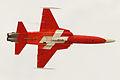 Northrop F-5E Tiger II de la Patrouille Suisse (15352637827).jpg