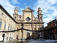 Chiesa Collegiata di Santa Maria Maggiore.