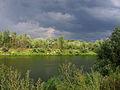Novokhopyorsk of Voronezh region. Khopyorsky State Reserve. Khopyor river.JPG
