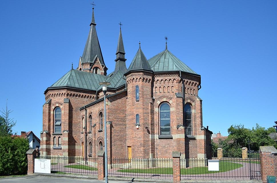 Nowy Sącz, kościół par. p.w. św. Wawrzyńca, 1906-1909 28