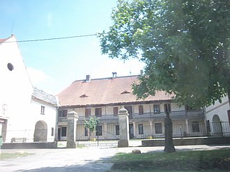 Nuštar - Nuštar castle