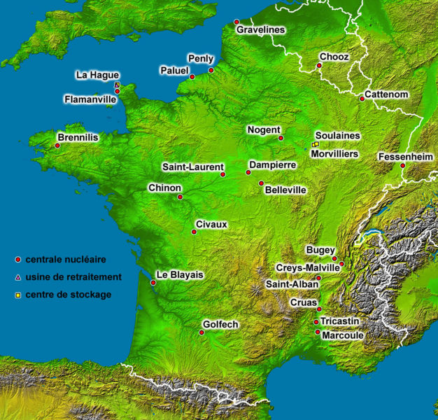 File:Nuclear plants map France.jpg