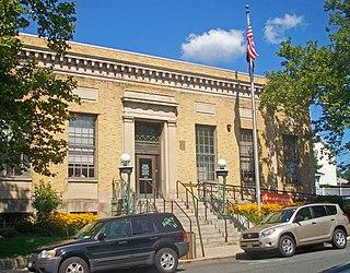 United States Post Office (Nyack, New York) United States historic place