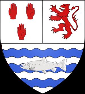 Clann Cholmáin - Image: O'Melaghlin Mac Laughlin