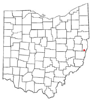 Dillonvale, Jefferson County, Ohio