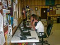 OH Union Activists Calling Fellow Members @ a Labor 2008 Phone Bank In Findlay (2675152094).jpg