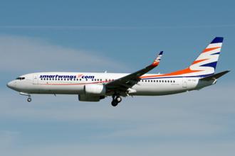 Smartwings Slovakia - Smartwings Slovakia Boeing 737-800