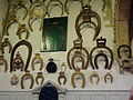 Oakham Castle - Various Horseshoes.jpg