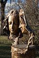 Obermenzing - Schloss Blutenburg - Agnes-Bernauer-Denkmal II 004.jpg