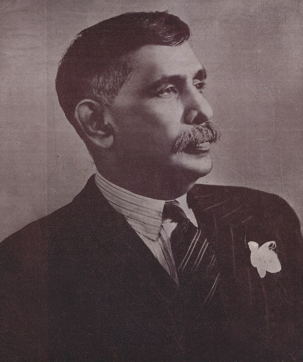 Official Photographic Portrait of Don Stephen Senanayaka (1884-1952)
