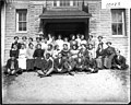 Ohio State Normal College domestic science class 1910 (3200514450).jpg