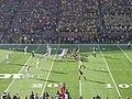 Ohio State vs. Michigan football 2013 14 (Michigan on offense).jpg