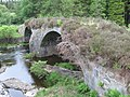 Old bridge over Black Water of Dee - geograph.org.uk - 453657.jpg
