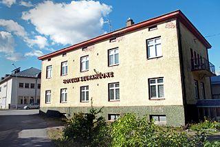 Kokemäki Town in Satakunta, Finland