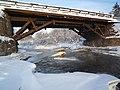 Old wooden bridge, Vantaankoski.jpg
