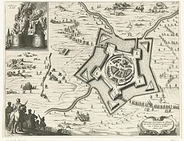 Oldenzaal in 1626