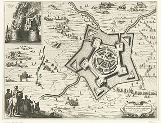 Siege of Oldenzaal (1626) siege during the Eighty Years War and the Anglo–Spanish War