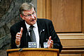 Ole Stavad, president i Nordiska radet, talar pa sessioen i Kopenhamn 2006.jpg