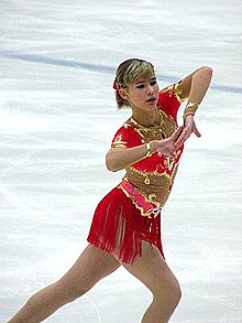 Olga Naidenova 2004 Junior Grand Prix Germany.jpg