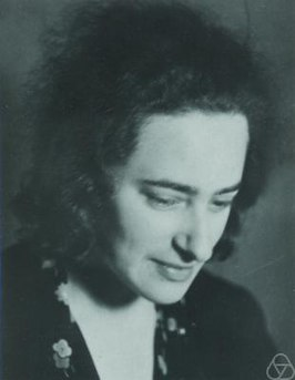 Taussky-Todd in 1932