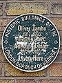 Oliver Tambo 1917-1993 President A.N.C. Adelaide Tambo 1929-2007 lived here.jpg