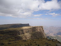 Nationalpark Simien
