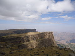 On Top of Inatye (Simien Mountains, Ethiopia).JPG