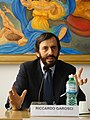 Onorevole Riccardo Garosci - Fotografia di Tony Frisina - DSC01425.JPG