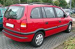 Opel Zafira rear 20071002.jpg