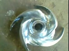 Файл:Open Type Centrifugal Pump Impeller.ogv