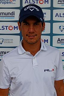 Matteo Manassero Italian professional golfer