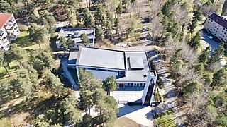 Oppsal Church Church in Oslo, Norway