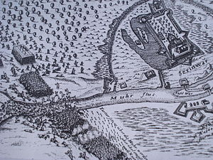 Austro-Turkish War (1663–64) - Siege of Novi Zrin