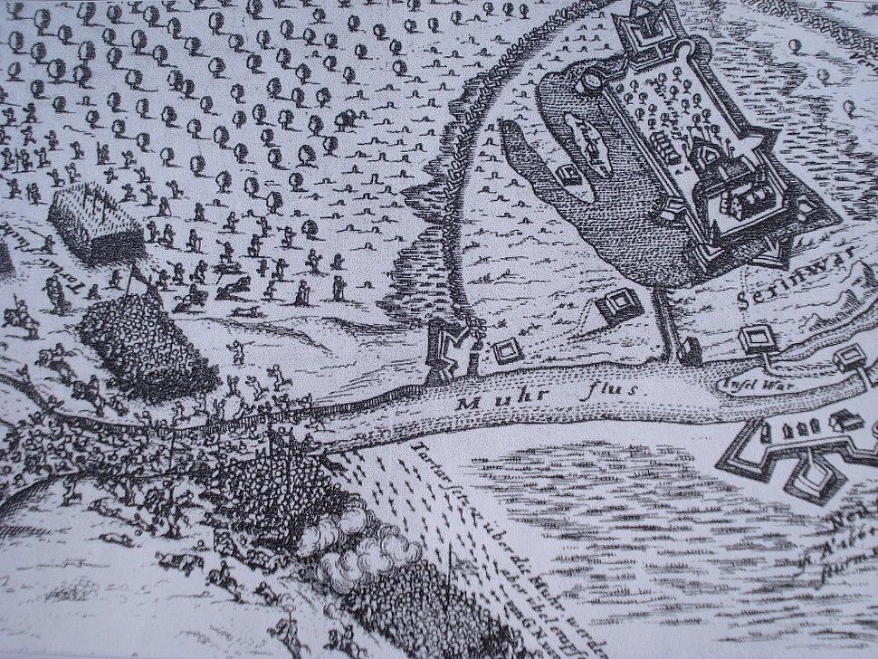 Opsada Novog Zrina 1664