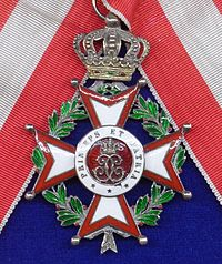 Order of Saint Charles grand cross badge (Monaco) - Tallinn Museum of Orders.jpg