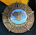Order of the Aztec Eagle grand cross star (Mexico) - Tallinn Museum of Orders.jpg