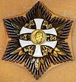 Order of the Slovak Cross grand cross star (Slovakia) - Tallinn Museum of Orders.jpg