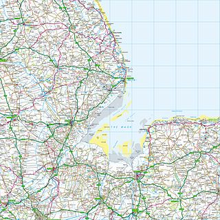 Ordnance Survey organisation that creates maps of Great Britain