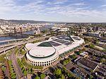 Oregon Convention Center Aerial Shot (33643203853).jpg