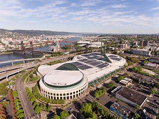 Oregon Convention Center Convention center in Portland, Oregon, U.S.