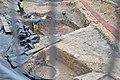 Orléans chantier tram B fouilles archéologiques 02.jpg