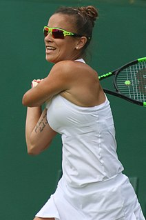 Paula Ormaechea Argentine tennis player