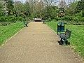 Ornamental Garden Downhills Park empty Ornamental Garden Tottenham London 1.jpg