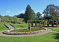 Ornamental Pond, Arlington Court - geograph.org.uk - 2109893.jpg