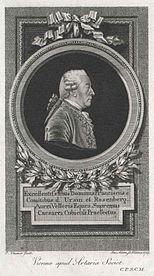 Franz Xaver Wolfgang von Orsini-Rosenberg