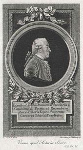 Franz Xaver Wolfgang von Orsini-Rosenberg (Quelle: Wikimedia)